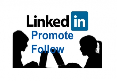 Buy high quality 500+ Linkedin  Followers or all custom Social Media service