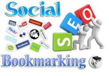 Manually 50 Web 2.0 and 50 Social Media Bookmarking