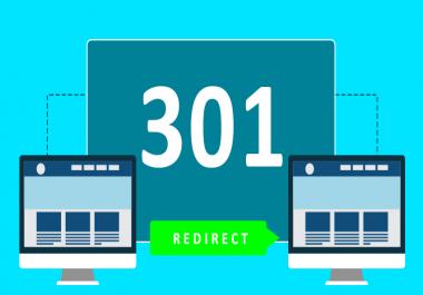 500 Safe tier 1 301 redirect backlinks