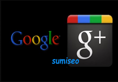 manually do 100 Google plus Share Backlinks- for YouTube or sites