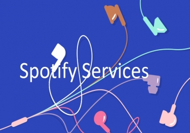 Genuine profile or playlist promotion with real followers
