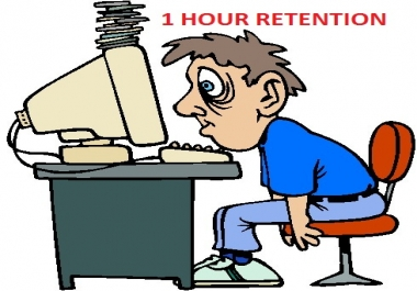 AWESOME 1 HOUR RETENTION VIDEO PROMOTION IN REAL AUDIENCE