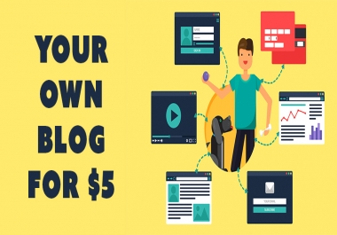 help you start your own blog