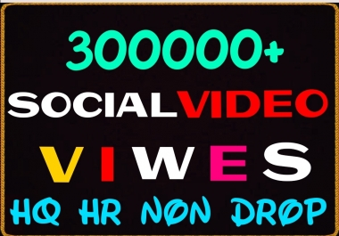 Add 300000+ Social Promotion Instantly and Professionally