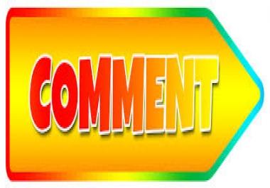 provide your website 10 Manually Peguin/panda safe blogcomment  Backlinks