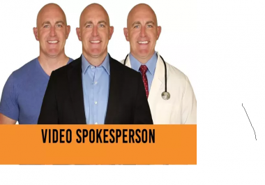 Create A Professional Spokesperson Video