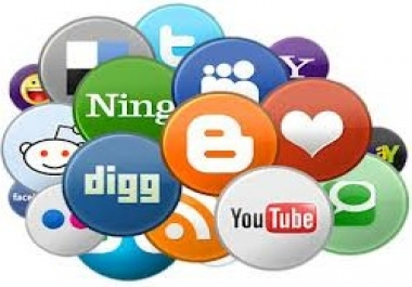 Get 25 Live Social Bookmarking Links within 24 hours