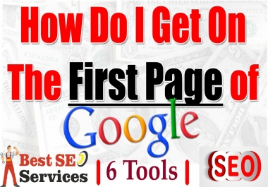 RANK FIRST PAGE ON GOOGLE IN 90 DAYS