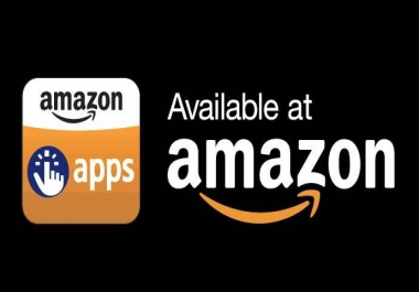 Publish Your App At Amazon