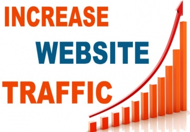 Drive 1 Millions  Real visitors Traffic for websites or blogs