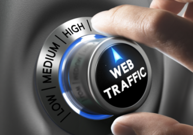 Drive 3Million Real visitors Traffic for websites or blogs