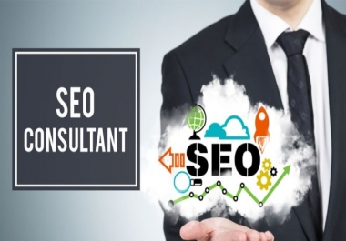 I can be your dedicated SEO consultant for a month