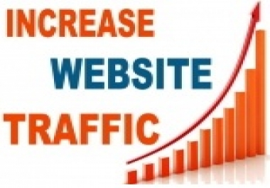 Real Human 100-200+ Website Visitors for SEO Ranking