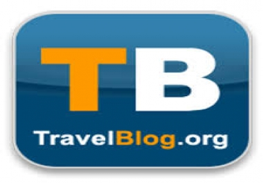 Publish your Article  On Travelblog.org