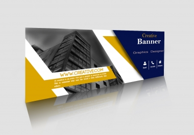 Design A Professional Facebook Cover,Banner Header, Ads