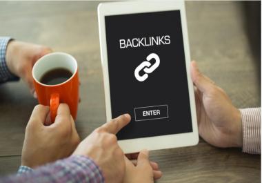 DA (Domain Authority) 50+ Seo backlinks