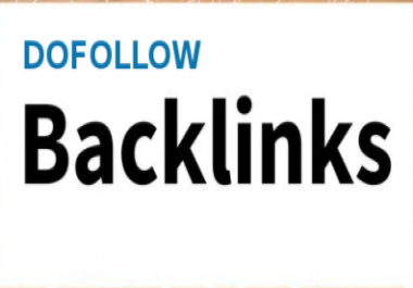 1000 Do-follow backlinks (mix platforms)