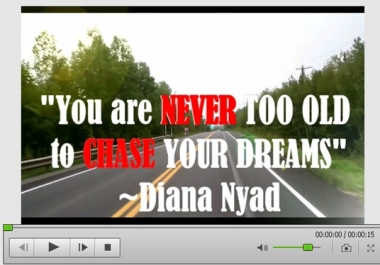 GET 30 HD Motivational Quote Videos for Social Media