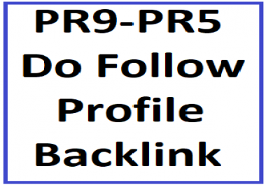 SEO Bump get 15 PR9 to PR5 Do Follow Profile Backlinks to Boost Your Rankings on Google