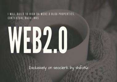 10 Web2 Blog Properties, Contextual Backlinks