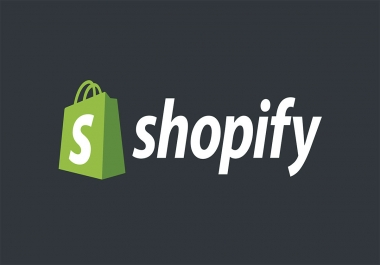 customize Shopify Store or create simple 10 products store
