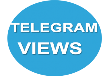 400 - 40k telegram for 1 week unlimited post