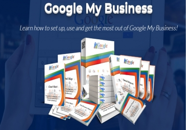 Google My Business Complete PLR Product Pack