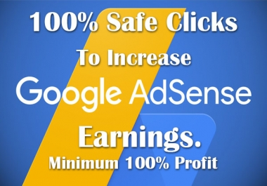 Safe Adsense Promotion To Increase Your Adsense Earnings
