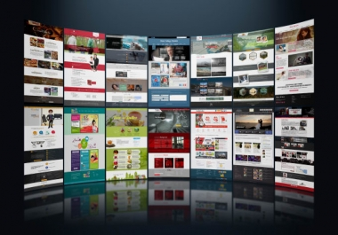 Design An Awesome Web Site Or Web Page