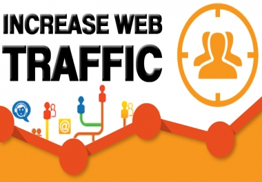 Drive UNLIMITED Targeted Web Traffic From Search Engines & Social Media for 40 Days
