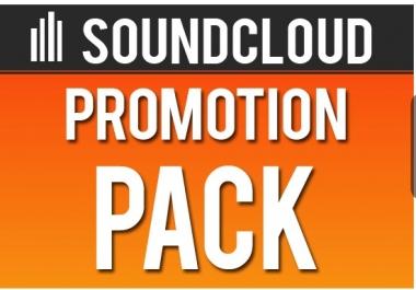 Super fast soundcloud promotion