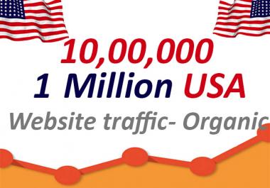 Send 1 Million 1,000,000 Real Human Adsense Safe Website Traffic