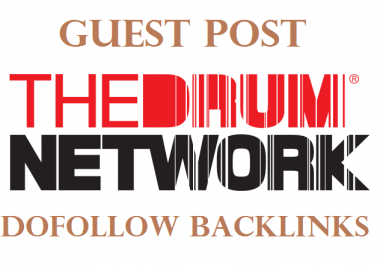 write and publish Guest post on THEDRUM DA90 PA90 TF67 dofollow backlinks
