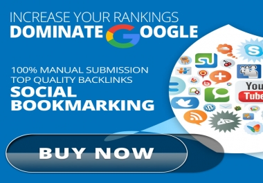 500 High PR Social Bookmarks!!