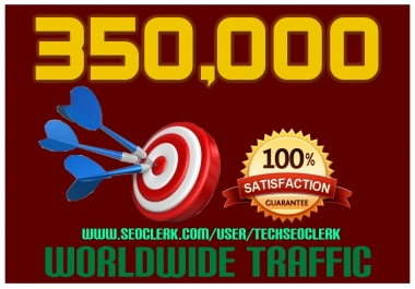 DRIVE 350,000+ TARGETED Human Traffic to your Website or Blog