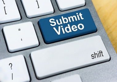 Manual 20 video submission to video sharing sites