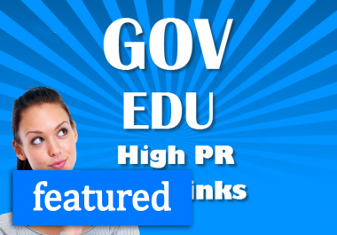 Get 200 .edu Backlinks Provide now