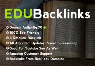 three edu comment backlinks