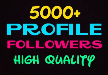Do your profile promotion with HQ, real &  active visitors instantly