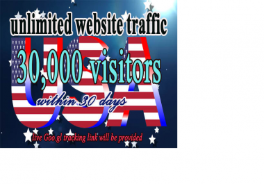 Drive Unlimited Real Website,Traffic,Visitors For 30 Days