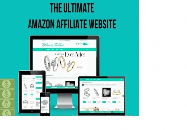 """Build You The Ultimate Amazon Affiliate Website"""