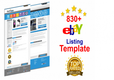 Create Amazing Ebay Listing Template