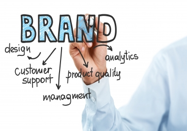 professional modern branding logo design