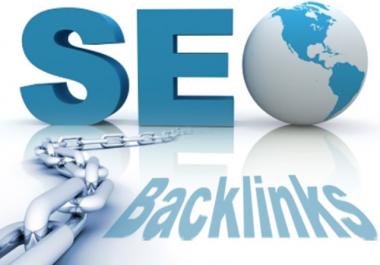 Provide Guaranteed 35 PR 7 to PR 9 backlinks
