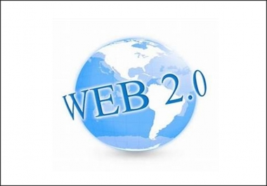 Offer 15 Web 2.0 HQ backlinks for rank your website