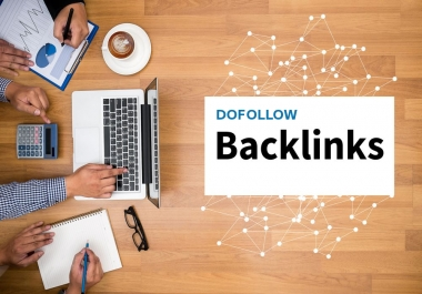 500 Do-follow backlinks (mix platforms) To Rank Your Website