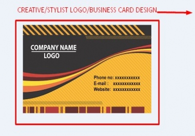 creative Logo & Business Card Design