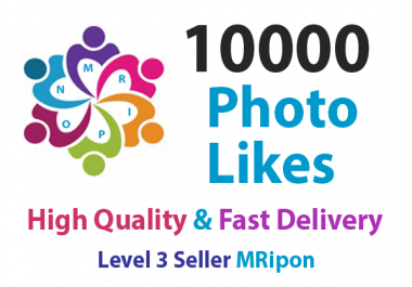 Start Instant 10000 High Quality Social Photo Post Likes