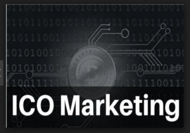 Do Marketing for your Blockchain Website or Upcoming ICO