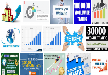 Worldwide Instant website traffic1000
